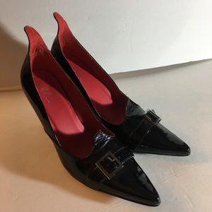 Witchy high heel shoes